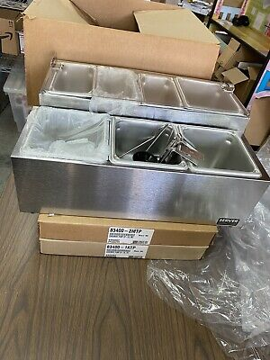Server-Products Inc Serving Station Two Tiered Insulated #67800 NEW