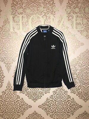 Adidas Girls Tracksuit Jacket Age 10-11 VGC Trendy Boys Next P&p