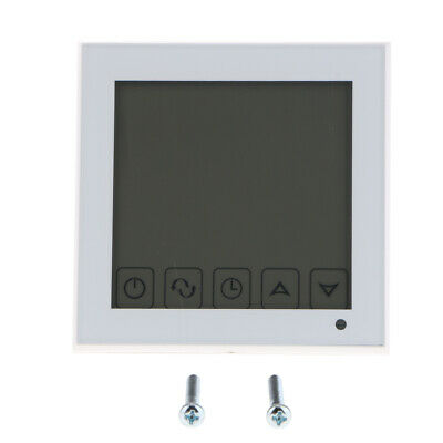 Termostato WiFi Hy03we-1 7 Volte Cronotermostato Touchscreen Intelligente