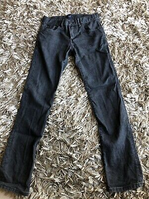 Boys Gap Black Skinny Jeans Age 12 13 14  (listing for 1 pair but have 2 avail)