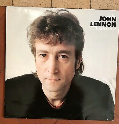 john lennon the collection vinyl album 1982.