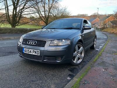 2004 Audi A3 3.2 V6 Quattro Fully loaded s line Manual with rare sunroof extra