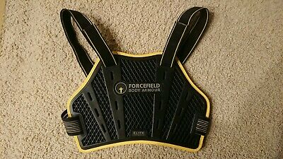 Forcefield Elite Motorbike/Motorcycle Chest Protector S/M