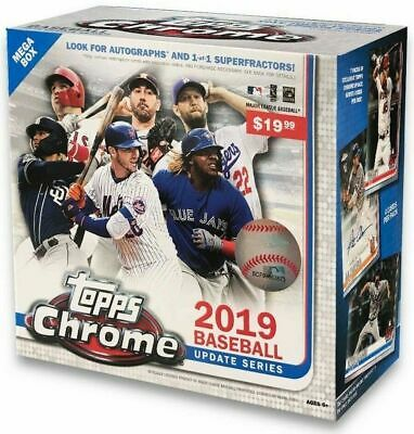 2019 Topps Chrome Update Series Complete Your Set *PICK A PLAYER* Listed