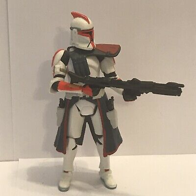 Star Wars Hunt for Grievous ARC Trooper Clone Captain Fordo Action Figure Hasbro