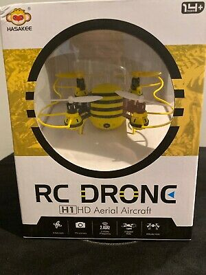 HASAKEE FPV RC Drone with HD WiFi Camera Live Video RC Quadcopter