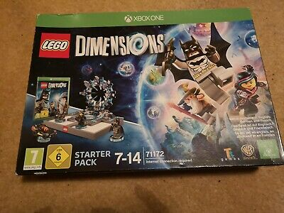 Lego Dimensions Starter Pack Xbox One - New