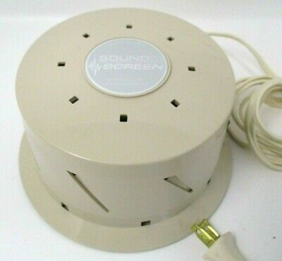 Sound Screen Marpac White Noise MachineTherapy 550 made in USA