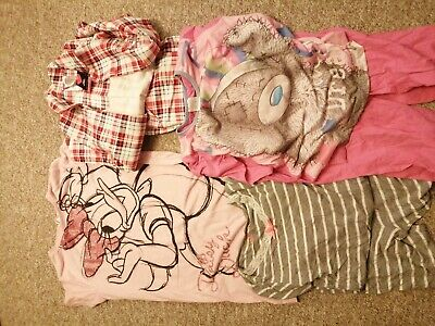 Bundle Of Pyjamas Girls Aged 8 Years Plus