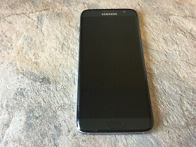 Samsung Galaxy S7 edge SM-G935F - 32GB - Black (Unlocked) Smartphone