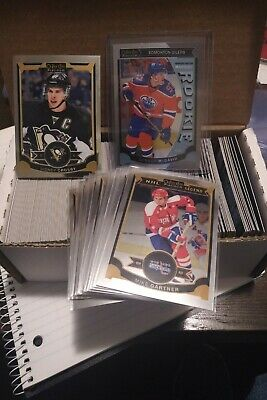 2015-16 OPC O-PEE-CHEE PLATINUM COMPLETE SET with SP's 160 + M1-M50 MCDAVID RC