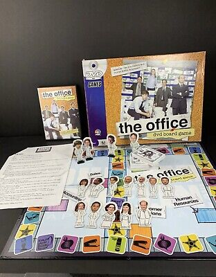The Office DVD Board Game 2008 Trivia