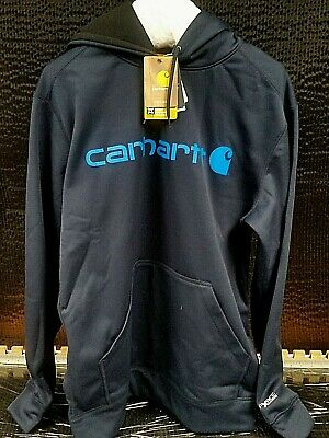 Regular and Big /& Tall SZs Carhartt Men/'s Force Extremes Hooded Pullover