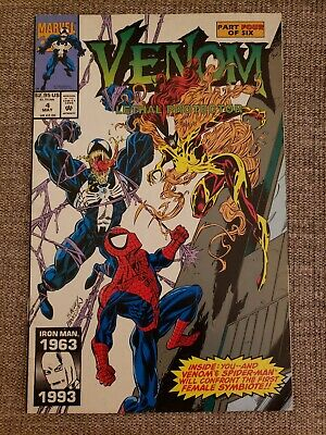 Venom Lethal Protector #4 First appearance of Scream See pics