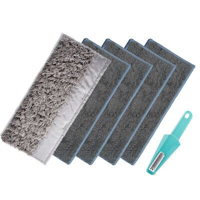 Wet Dry Pads For IRobot M6 240 241 Floor Sweeper Cleaning Scraper Accessory Home