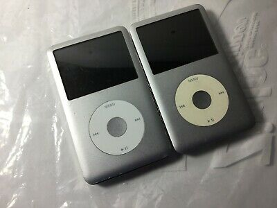 2x ipod 160gb - for parts