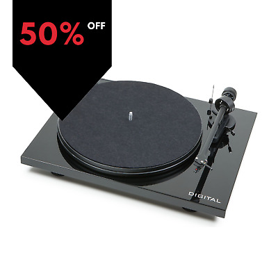 Pro-Ject Essential II Digital with OM5E cartridge