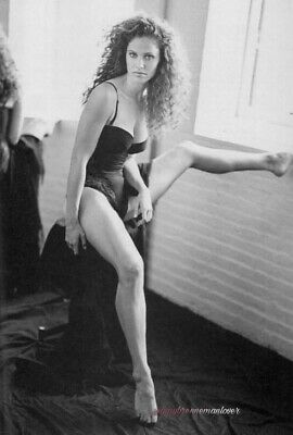 Amy Brenneman - In A Teddie !!  Awesome Legs And Body !!