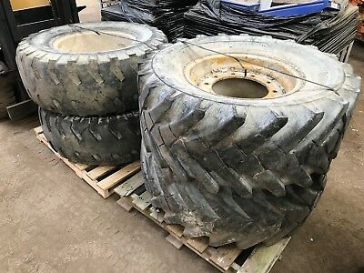 Caterpillar 908 shovel Wheels & Tyres 405/70 X 20 & 375/75 X 20 Cat 1420278