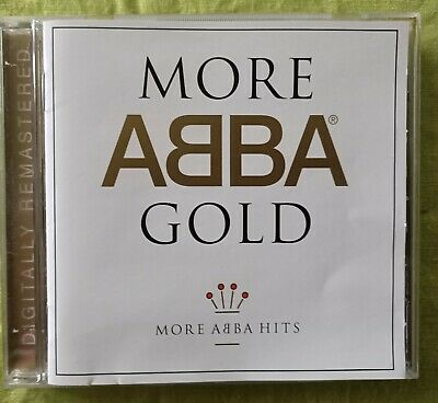 ABBA - More ABBA Gold Hits by CD 19 track album 1992 greatest hits best of