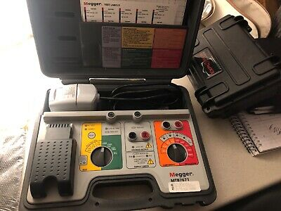 Megger MTB 7671 Multi Function Tester Price Reduced See Other Items