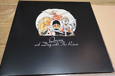 Queen A Day At The Races 180G Studio Collection Black Vinyl Source Tape Remaster