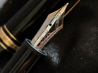 Montblanc Meisterstuck 146 (Le Grand) engraved on clip