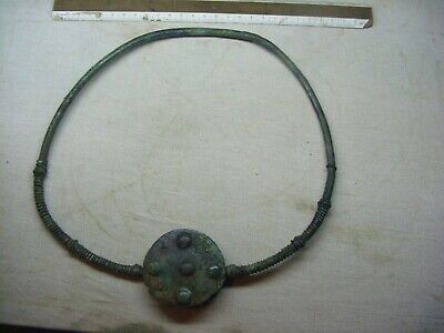 Neck decoration  8 - 11th century  The decoration of the Vikings Choker