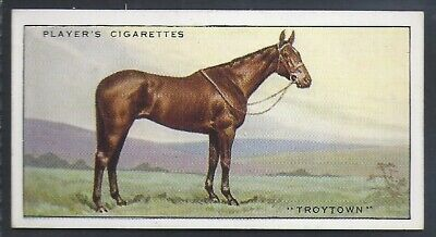 Players-Famous Irish Bred Horses-#46- Troytown