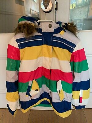 Mini Boden Girls Ski Jacket Coat Age 9-10 Years
