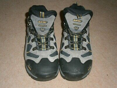 HI-TEC WATERPROOF MENS WALKING SHOES SIZE UK 12 new without tags(unused)