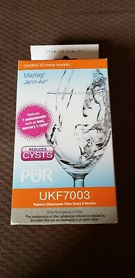 Genuine Maytag PureClean Water Filter UKF7003, EDR7D1, UKF7003AXX Made in USA