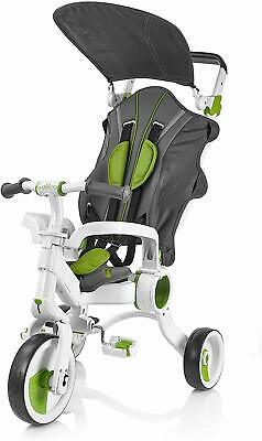 NEW Galileo 4 in 1 Foldable Strollcycle - Lime Green