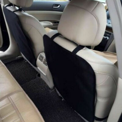 Car Seat Back Protector Cover Mat For Kids Kick Clean Anti Dirt Mud Protection