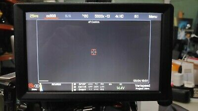 RED Digital Cinema Monitor for RED ONE MX 7""