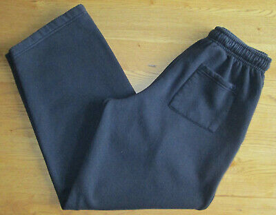 11-12 Years - Kids Navy Blue Tracksuit Bottoms Joggers Sports Trousers School Pe