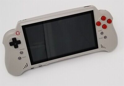 Gamerz Tek 8-bit Boy handheld NES clone system play your Nintendo games anywhere