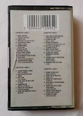 Various Artists: NOW THAT'S WHAT I CALL MUSIC! 9 **CASSETTE 2 ONLY**