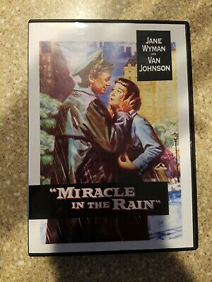Miracle In The Rain [New DVD] Manufactured On Demand, Full Frame, Amaray Case