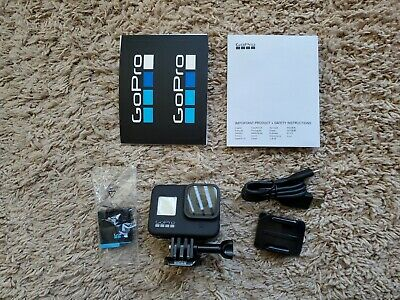 Brand New GoPro HERO8 Black Waterproof Action Camera w/ Touch Screen 4K Ultra HD