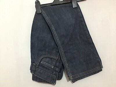 Boys Next Dark Navy Denim Jeans 10yrs