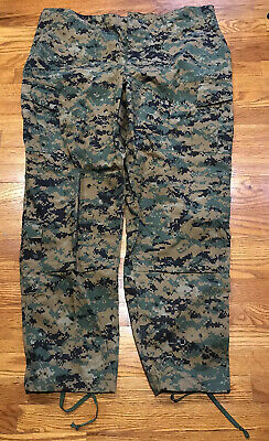 Propper Digital Camouflage Battle Rip Acu Trouser Poly/cotton Ripstop