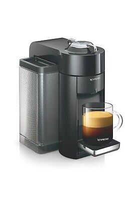 Nespresso Vertuo Coffee and Espresso Machine by DeLonghi - Black NEW