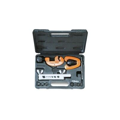 Beta Tools 351C Pipe Cutter & Tube Flaring Set in Case 003510010