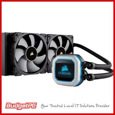 Corsair Hydro Series H100i PRO 240mm Extreme Performance Liquid CPU Cooler