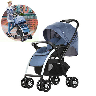 New Compact Lightweight Baby Stroller Pram - Travel Carry-on Plane - Foldable AU