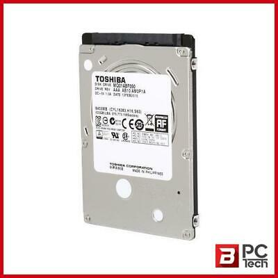 "Toshiba 500GB 2.5"" 5400RPM SATA 7mm Hard Drive (OEM)"
