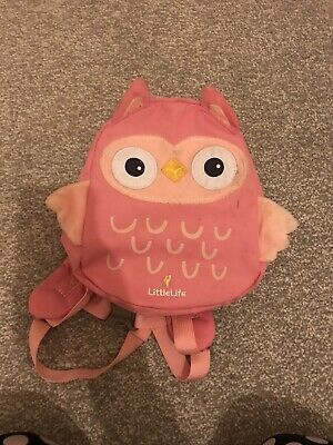 little life backpack With Built In Toddler Reins