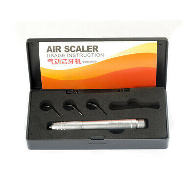 Dental Air Scaler Handpiece Sonic Perio Hygienist Fit NSK Style PANA-AIR 2 Holes
