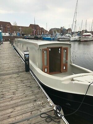 70ft cruiser stern Narrowboat, brand new, unfinished